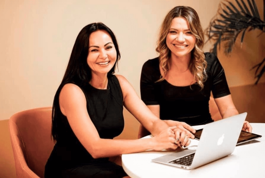 fell confident in sales founders anastasha grace deyour and ksenia demidova